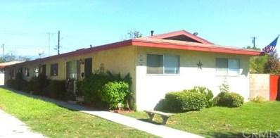 241 W F Street, Colton, CA 92324 - MLS#: IV17221038