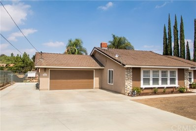18962 Dallas Avenue, Riverside, CA 92508 - MLS#: IV17221573