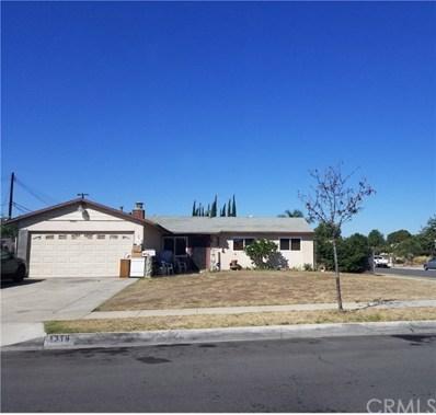 1319 N El Dorado, Ontario, CA 91764 - MLS#: IV17221577