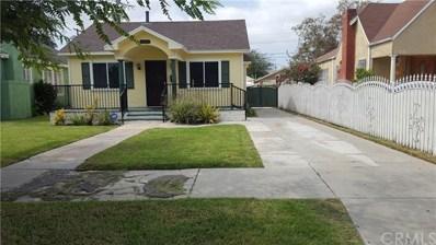 5709 4th Avenue, Los Angeles, CA 90043 - MLS#: IV17224432