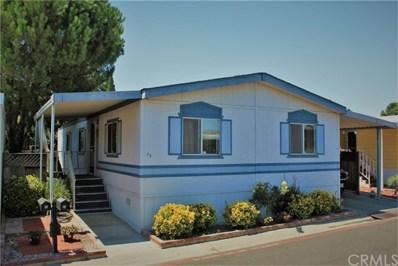 4901 Green River Road UNIT 49, Corona, CA 92880 - MLS#: IV17225682