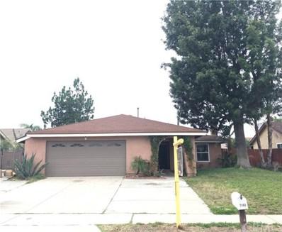 7460 Palm Lane, Fontana, CA 92336 - MLS#: IV17225745