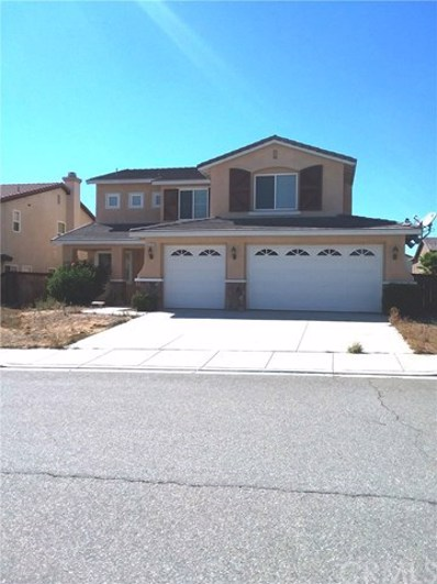 12601 Magnolia Drive, Moreno Valley, CA 92555 - MLS#: IV17227204