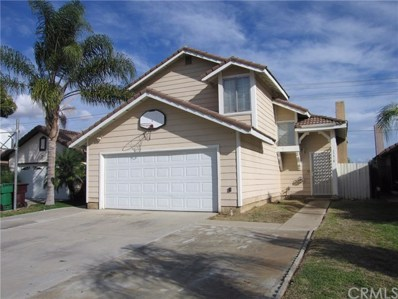 15418 Bandy Court, Moreno Valley, CA 92551 - MLS#: IV17227519