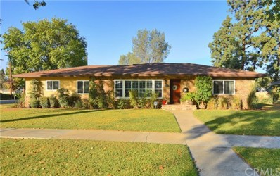 4489 Brentwood Avenue, Riverside, CA 92506 - MLS#: IV17228104