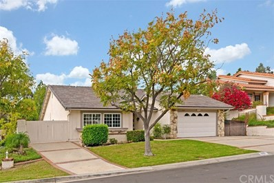 5133 Via Angelina, Yorba Linda, CA 92886 - MLS#: IV17233800