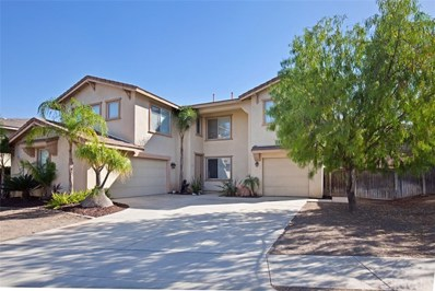 1554 Lupine Circle, Corona, CA 92881 - MLS#: IV17235253