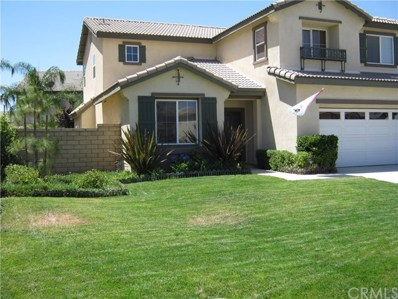 25973 Corte Antigua, Moreno Valley, CA 92551 - MLS#: IV17235254
