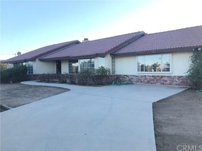 7820 Coyote Trail, Oak Hills, CA 92344 - MLS#: IV17236100