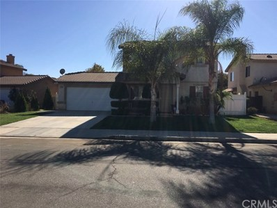15369 Caballo Road, Moreno Valley, CA 92555 - MLS#: IV17236700