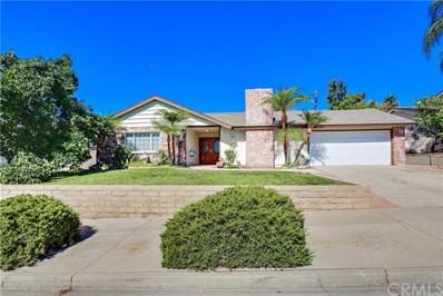 1407 La Serena Drive, Brea, CA 92821 - MLS#: IV17236951