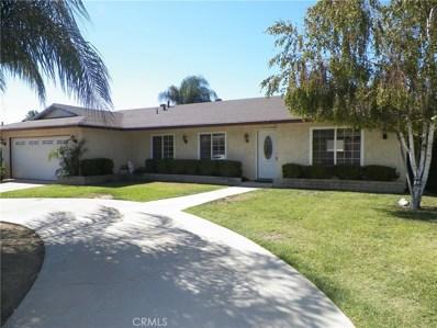 11924 Monte Vista Avenue, Chino, CA 91710 - MLS#: IV17237201
