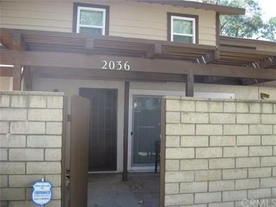 2036 S Mountain Avenue, Ontario, CA 91762 - MLS#: IV17237285
