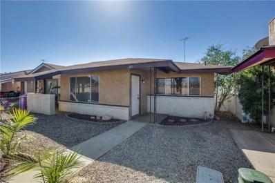 345 E Stetson Avenue, Hemet, CA 92543 - MLS#: IV17237498