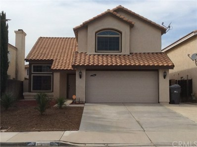 16789 Secretariat Drive, Moreno Valley, CA 92551 - MLS#: IV17238259