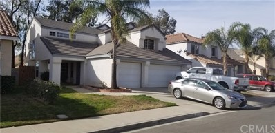 23723 Bouquet Canyon Place, Moreno Valley, CA 92557 - MLS#: IV17239385