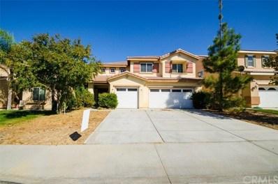 17522 Calle De Amigos, Moreno Valley, CA 92551 - MLS#: IV17241831