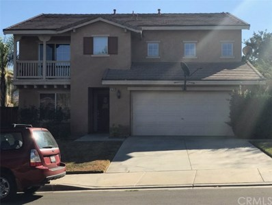 15794 Vista Del Mar Street, Moreno Valley, CA 92555 - MLS#: IV17243020
