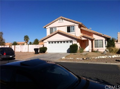 16156 Hiddenwood Lane, Victorville, CA 92395 - MLS#: IV17245042