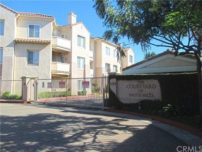 130 S Barranca Street UNIT 310, West Covina, CA 91791 - MLS#: IV17245238