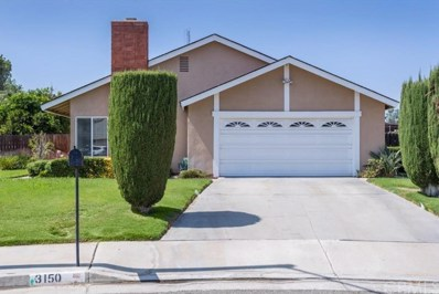 3150 Racine Drive, Riverside, CA 92503 - MLS#: IV17245898