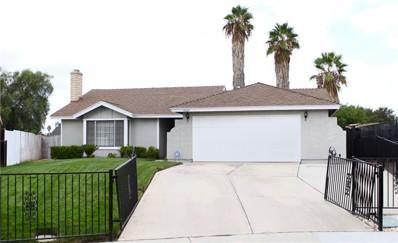 14657 Candor Court, Moreno Valley, CA 92553 - MLS#: IV17246521