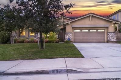 16288 Angel Canyon Drive, Riverside, CA 92503 - MLS#: IV17247531