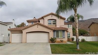 10040 Via Pescadero, Moreno Valley, CA 92557 - MLS#: IV17248576
