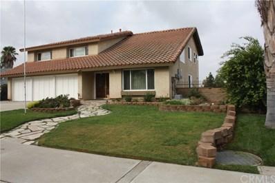 6729 Rycroft Drive, Riverside, CA 92506 - MLS#: IV17249200