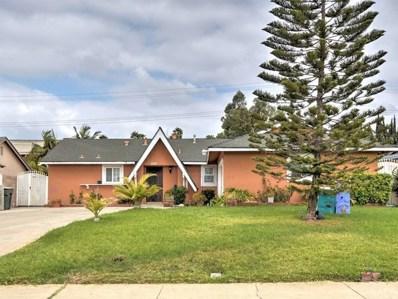 1269 Scoville Avenue, Pomona, CA 91767 - MLS#: IV17250042