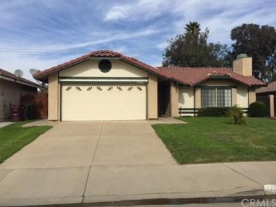 13545 Vellanto Way, Moreno Valley, CA 92553 - MLS#: IV17254950