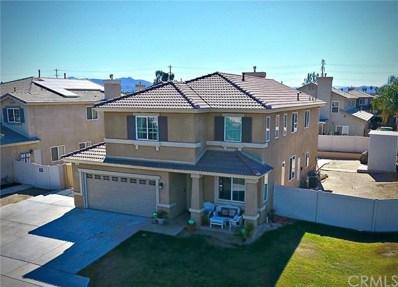 2056 Wild Thyme Place, San Jacinto, CA 92582 - MLS#: IV17256230