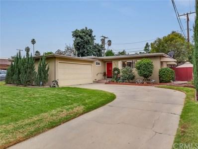 4704 Jarvis Street, Riverside, CA 92506 - MLS#: IV17257112