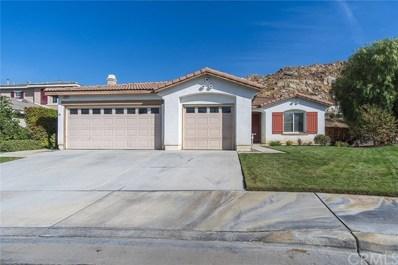 16828 Colt Way, Moreno Valley, CA 92555 - MLS#: IV17257673