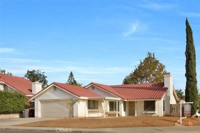 12390 Eyre Court, Moreno Valley, CA 92557 - MLS#: IV17261506