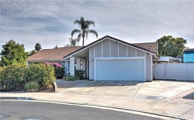 3916 Rancho Reina Court, Riverside, CA 92505 - MLS#: IV17261650