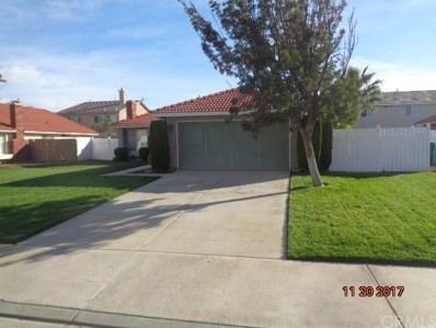 29534 Brookfield Drive, Menifee, CA 92586 - MLS#: IV17262214