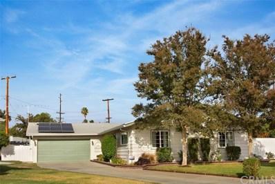 8705 Larkin Court, Riverside, CA 92503 - MLS#: IV17263286