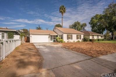 3689 Nelson Street, Riverside, CA 92506 - MLS#: IV17265338
