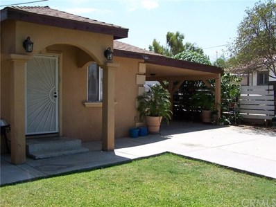1666 Mathews Street, Riverside, CA 92507 - MLS#: IV17266218