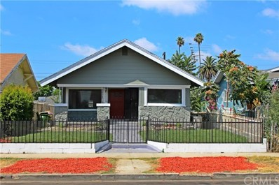 1337 W 53RD Street, Los Angeles, CA 90037 - MLS#: IV17266686