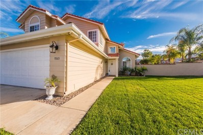 9323 Hot Springs Road, Corona, CA 92883 - MLS#: IV17267347