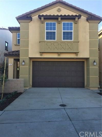 849 Parisa Place, Upland, CA 91786 - MLS#: IV17269770