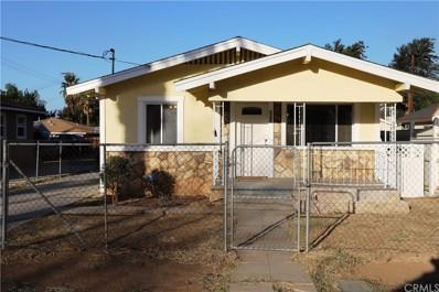 2873 Denton Street, Riverside, CA 92507 - MLS#: IV17271202