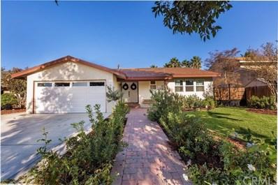 1423 Del Norte Drive, Corona, CA 92879 - MLS#: IV17274570