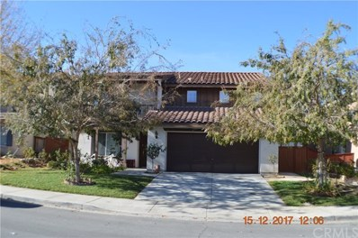 15667 Vista Del Mar Street, Moreno Valley, CA 92555 - MLS#: IV17276562