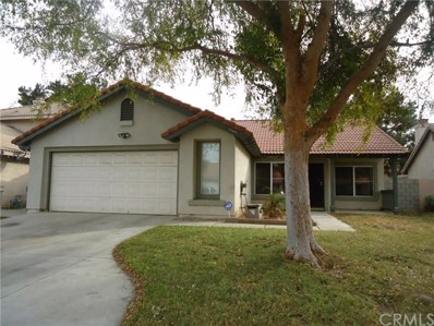 25695 Palo Cedro Drive, Moreno Valley, CA 92551 - MLS#: IV17277374