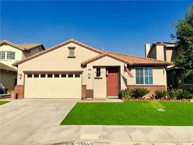 15552 Caroline Street, Fontana, CA 92336 - MLS#: IV17277820