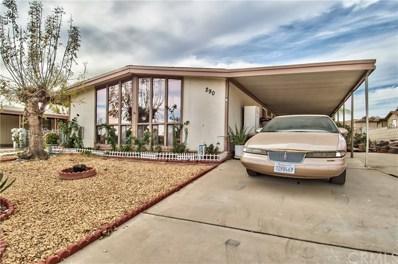 290 N A Street, Perris, CA 92570 - MLS#: IV17279346