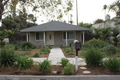 2004 Blenheim Street, Riverside, CA 92507 - MLS#: IV17279350
